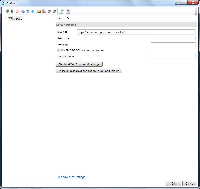 Microsoft Outlook CalDAVSynchronizer Configuration Guide